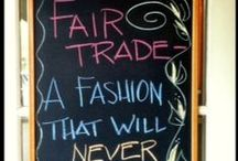 Supporting Fair Trade
