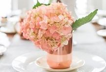 celebrate: spring / decorating ideas, inspiration, and interior design suggestions and tips for a light, airy, beautiful spring / by Maison de Pax