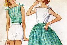 Fashion Plates & Patterns