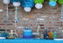 Mermaid Inspired Entertaining / Mermaid-inspired ideas for your next party!