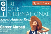 GirlGI Magazine / #articles from #expats http://girlgoneinternational.com/ / by Girl ✈ Gone International
