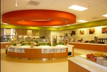 Get Down to Business - Business & Industry / Food service design for convention centers, business and industry.
