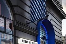 Boutique/shop facades / by Sue Weston