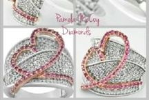 Pamela McCoy Diamonds / Pamela McCoy Diamonds Collection formerly found on JTV. This collection is no longer available! / by Pamela McCoy