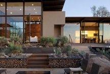 / exterior home /  domy
