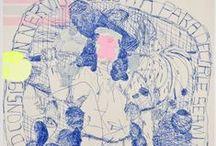 ART & ILLUSTRATION / by Jessica Tille