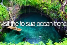 Bucket list ❤️ places to see, places to go / Travel is the only thing you buy, that makes you richer!!