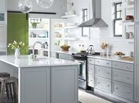 Dream Kitchens / Beautiful kitchens that feature Flooring America Products