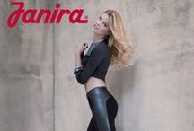 JANIRA - READY TO WEAR / ALL THE READY TO WEAR PRODUCTS BY JANIRA - INCLUDING SLIMMING LEGGINGS