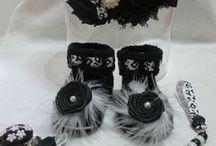 Uncinetto per neonati.- Crochet baby / Copertine ed accessori per neonati realizzati all'uncinetto