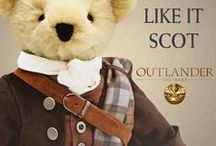 Tartan wedding / A little bit of tartan inspiration from the highlands and Outlander