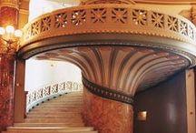 stairs/階段