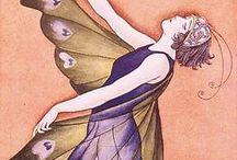 Japanese Retro Art, Illustration