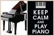 Piano / hra na piáno