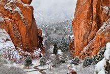 Colorado Springs / Fun activities and beautiful photos of our home sweet home, Colorado Springs!