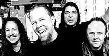 Metallica / #Metallica #Metal #TrashMetal #JamesHetfield #KirkHammett #LarsUlrich #CliffBurton #JasonNewsted #RobertoTrujillo