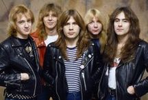 Iron Maiden / #IronMaiden #Eddie #BruceDickinson #DaveMurray #AdrianSmith #SteveHarris #JanickGers #NickoMcBrain #Metal