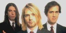 Nirvana / #Nirvana #KurtCobain #DaveGrohl #KristNovoselic #Grunge