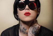 Kat von D / #HighVoltageTattoo #KVD #TheKatVonD #KatVonD #Kat #Katherine #Von #D #Drachenberg #KatherineVonDrachenberg #KatVonDBeauty #Sephora #SephoraLovesKatVonD #TooFaced #Makeup #Tattoo #Artist #TattooArtist #Tattoos #Inked #Ladytattooer #LAink #Miamiink