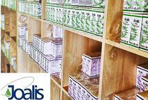 Joalis / A Joalis készitmények az emberi szervezetre kedvező hatást gyakorló, tisztán természetes alapanyagú készítmények.