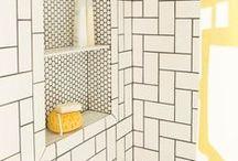 bathroom / badkamer, douche, bad