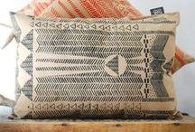 vzory / vytvorené vzory na textil, keramiku...