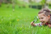 O U T D O O R / Inspiring and playful outdoor activities for the whole family