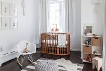 B A B Y · R O O M / Inspiration for a functional and cozy baby room