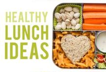 Back to School Lunches / Quick & easy lunch recipes, ideas and inspiration to make back to school time more fun!