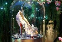Cinderella proved, a new pair of shoes can change your life !!
