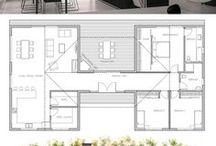 plan view/blueprint/interior