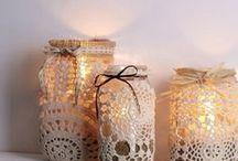 Tischdeko DIY-ANLEITUNGEN / #Dekoration, #Tischdeko, #Tischdekoration, #DIY