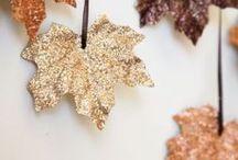 Tischdeko HERBST / HALLOWEEN / Stimmungsvolle #Tischdeko für den Herbst findet ihr hier!
