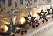 Tischdeko WEIHNACHTEN / Die schönsten Ideen für die #Tischdeko zu Weihnachten!