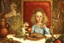 Storybook dolls / by Kay Henneberry
