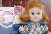1950's My Ginny Doll / by Kay Henneberry
