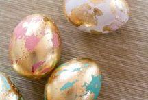 Tischdeko FRÜHLING / OSTERN / Endlich wieder frische Farben. Das muss gefeiert werden; mit einer tollen #Tischdeko zu Ostern!