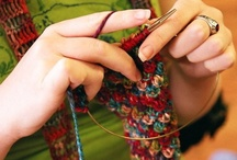make, knit, create / by Kay Henneberry