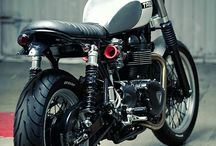 Moppeds / Motorcycles