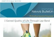 SmartShape Newsletter / Read the latest newsletter from Canada's leading weight loss centre!