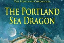 The Portland Chronicles by Carol Hunt / A series of four children's adventure books based on and around the Isle of Portland, Dorset.