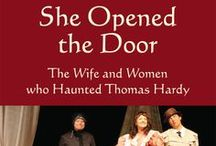 She Opened the Door by Peter John Cooper / Play about the ladies in Thomas Hardy's life, by Dorset playwright Peter John Cooper. http://www.rovingpress.co.uk/sheopenedthedoor.html
