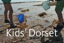Kids' Dorset, by Sarah-Jane Forder / From secret beaches and smugglers' coves to ancient hillforts and romantic castles, Dorset has it all, inspiring writers down the years from Enid Blyton to Roald Dahl. Many of the ideas are free, proving that you don't have to spend a fortune to have a good time – you just need Kids' Dorset. In the words of one local child, 'Dorset is the place to be to start an adventure.'