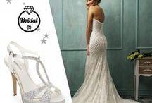MIGATO Bridal / Bridal shoes and wedding style inspiration photos