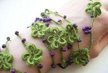 Crochet Bracelet / Crochet Bracelet