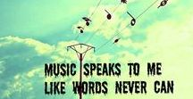 Music Quotes / Music is color for your soul....