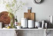 Kitchen / Food kitchen decor