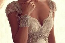 Wedding dresses / Ideas of wedding dresses that make out heads turn