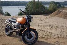 Moto Guzzi Scrambler by Doc Jensen