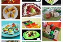 Food craft / Crafting with food, for kids or big kids!